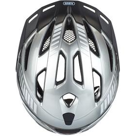 ABUS Urban-I 3.0 Signal Helmet signal silver
